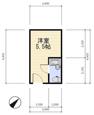 間取り角部屋 数値入り 反転 北側.jpg