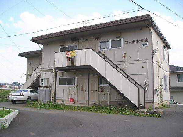コーポまゆのA棟202号室_アイキャッチ画像
