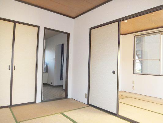 コーポまゆのA棟202号室_サブ画像01