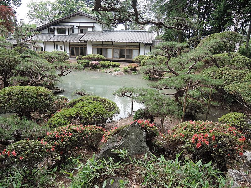 松川村・庭園付一棟貸住宅(住宅・店舗)のアイキャッチ画像