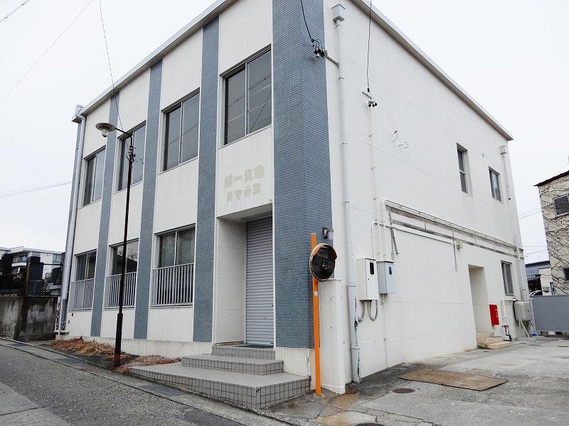 岡谷市幸町 SKWビル一棟 【貸事務所】_アイキャッチ画像
