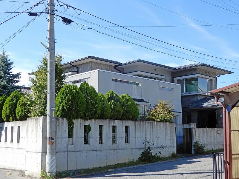 松本市沢村三丁目 中古住宅_アイキャッチ画像