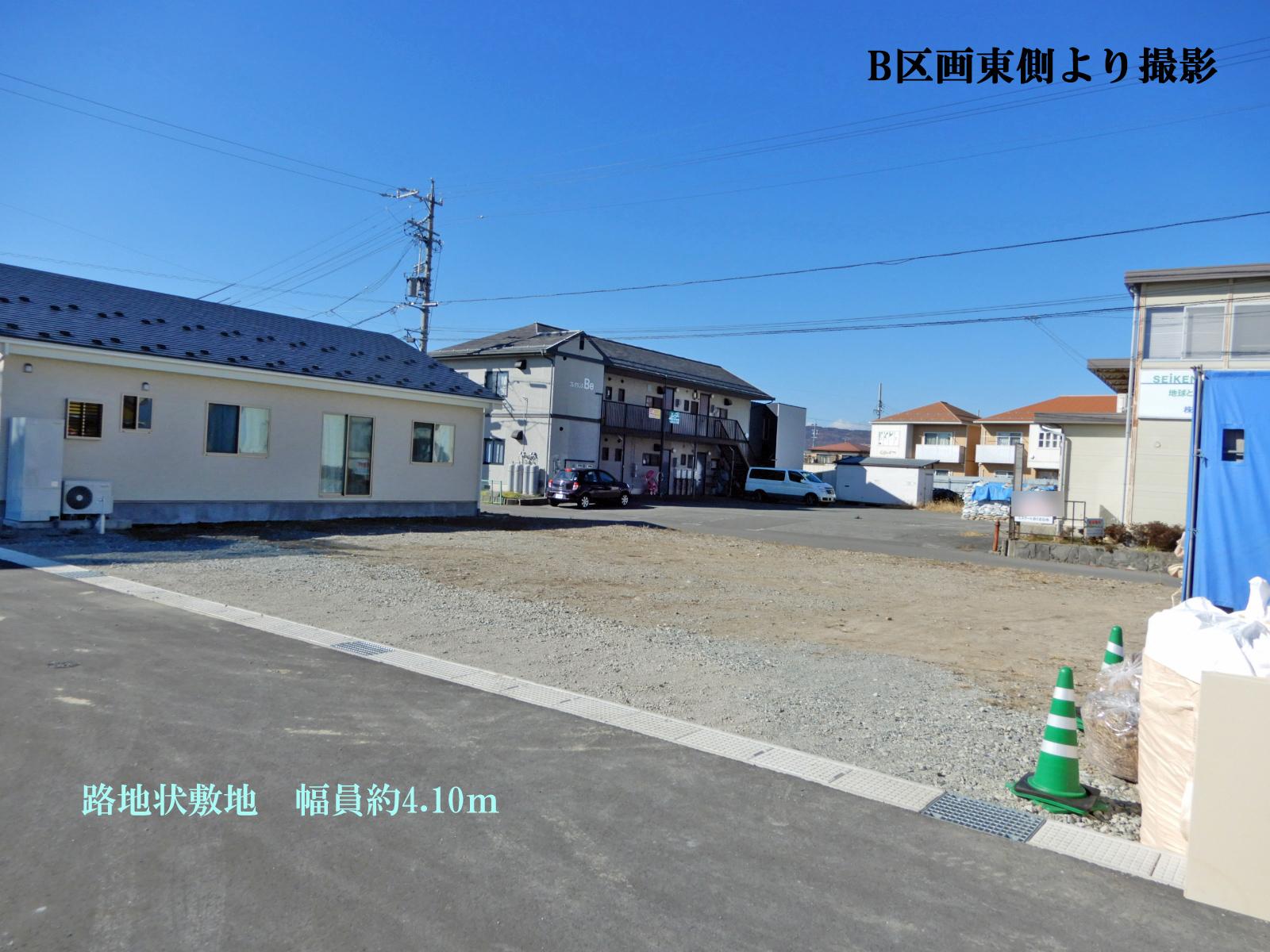 諏訪市渋崎 B区画_アイキャッチ画像