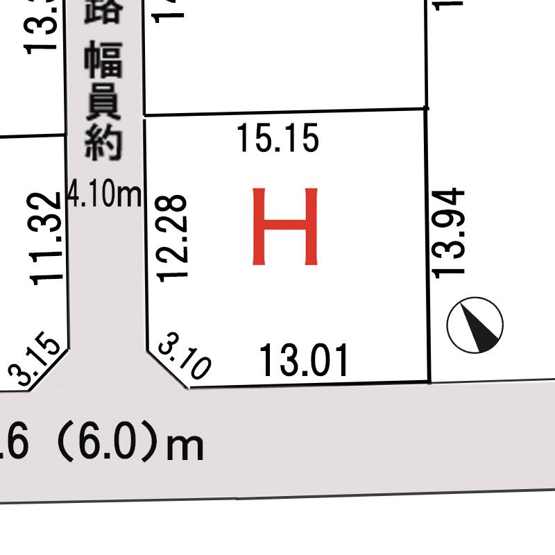 諏訪市渋崎 H区画_サブ画像02
