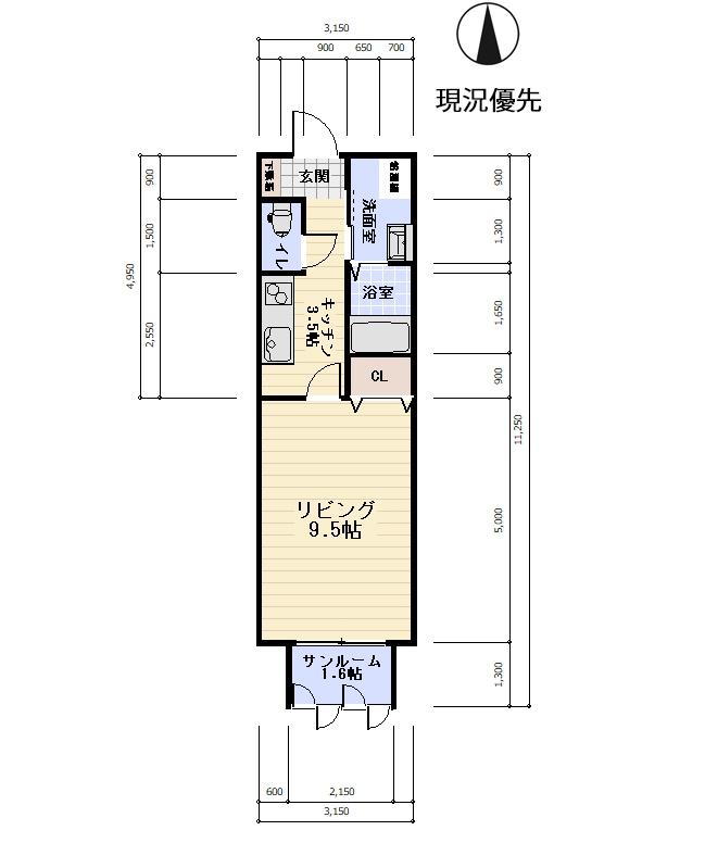 アーツ本庄 203号室/303号室_サブ画像02