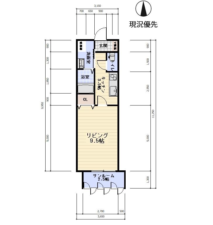 アーツ本庄 204号室/304号室_サブ画像02