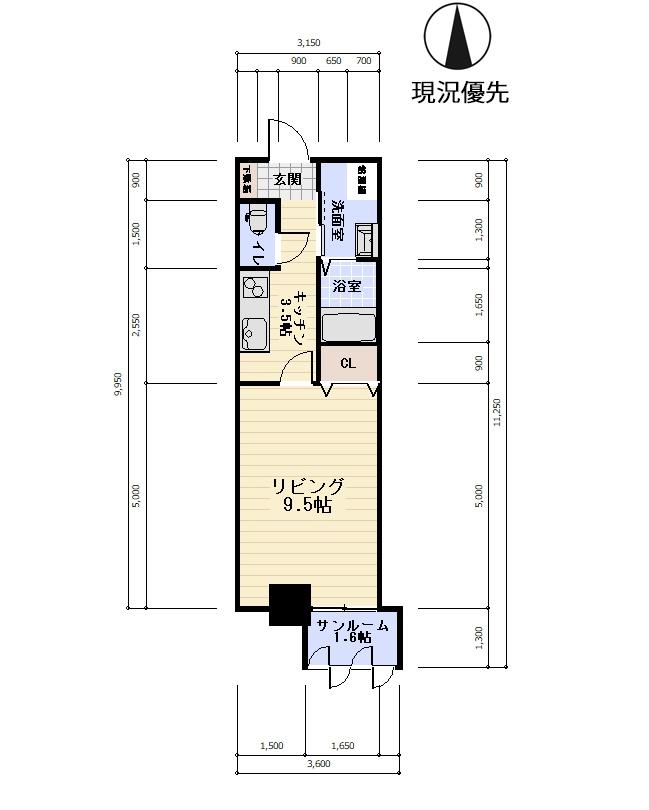 アーツ本庄 305号室_サブ画像02