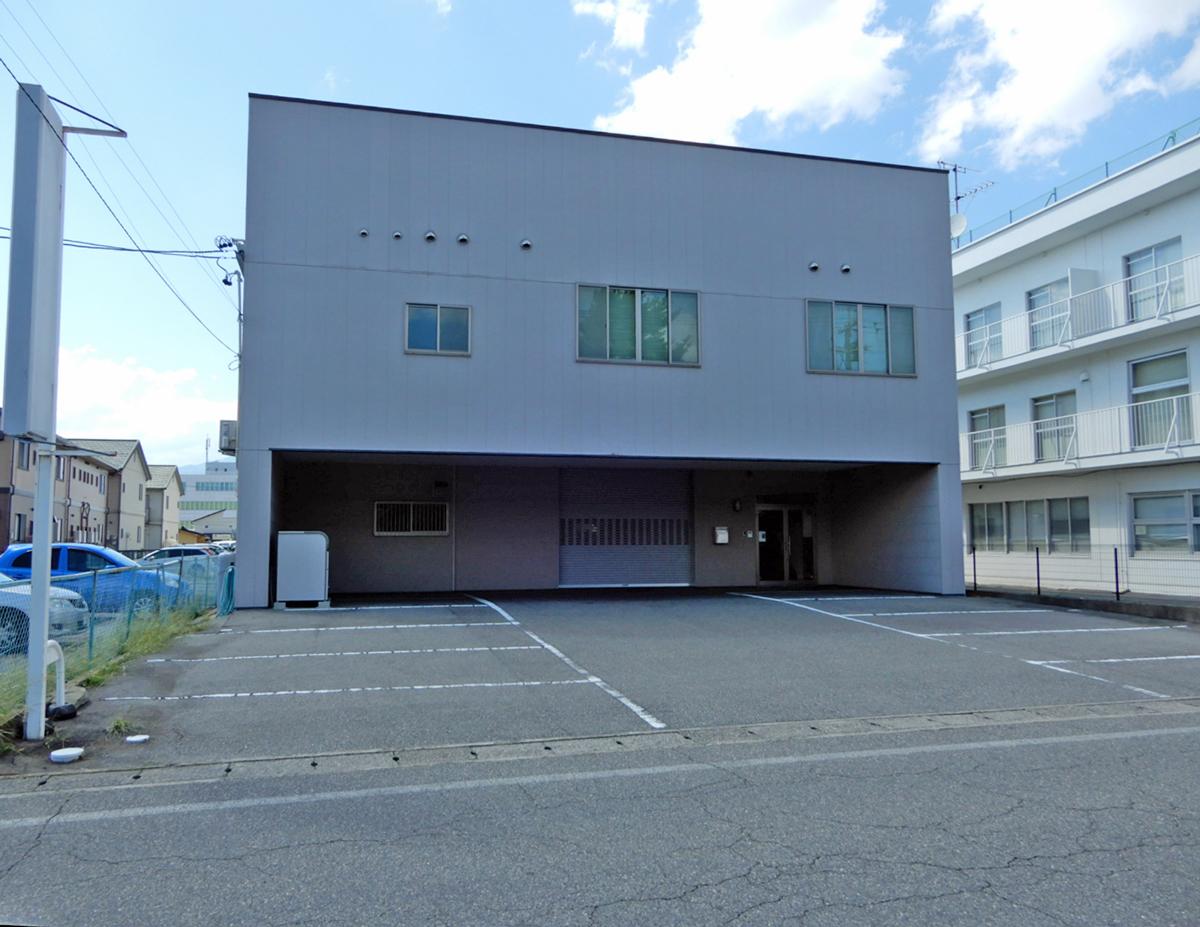 松本市征矢野 貸事務所_アイキャッチ画像