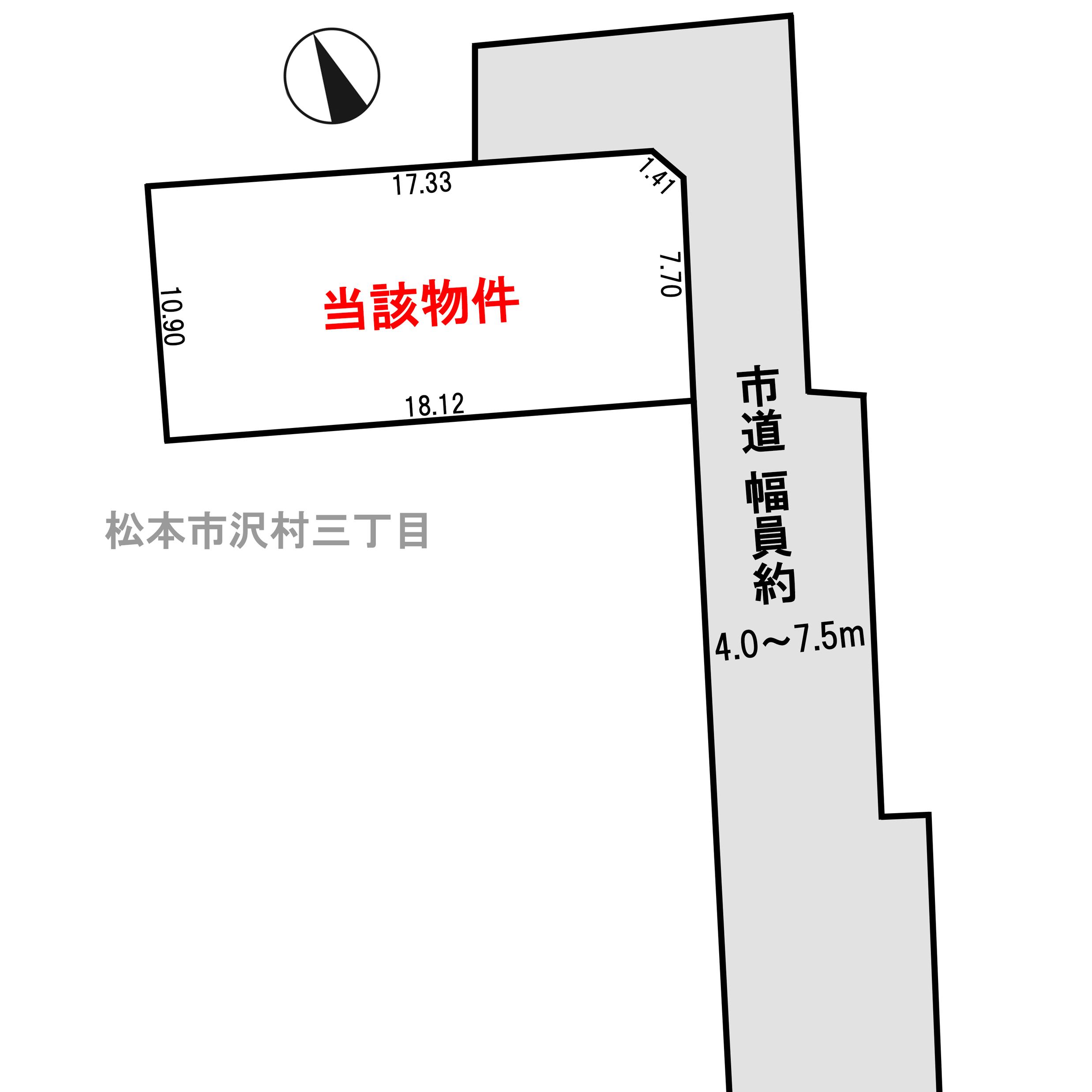 松本市沢村三丁目_サブ画像02