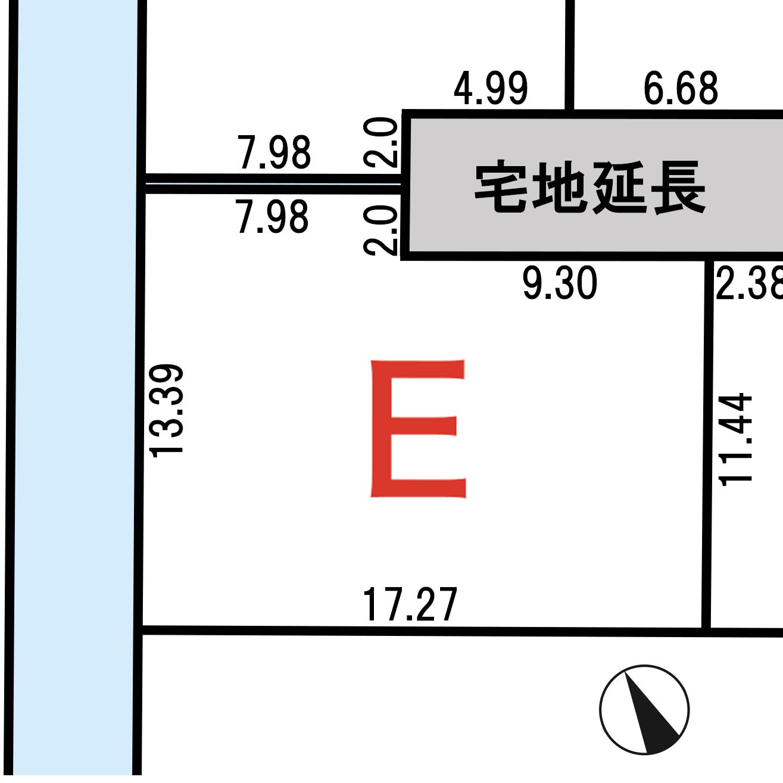諏訪市上川二丁目 E区画_サブ画像02