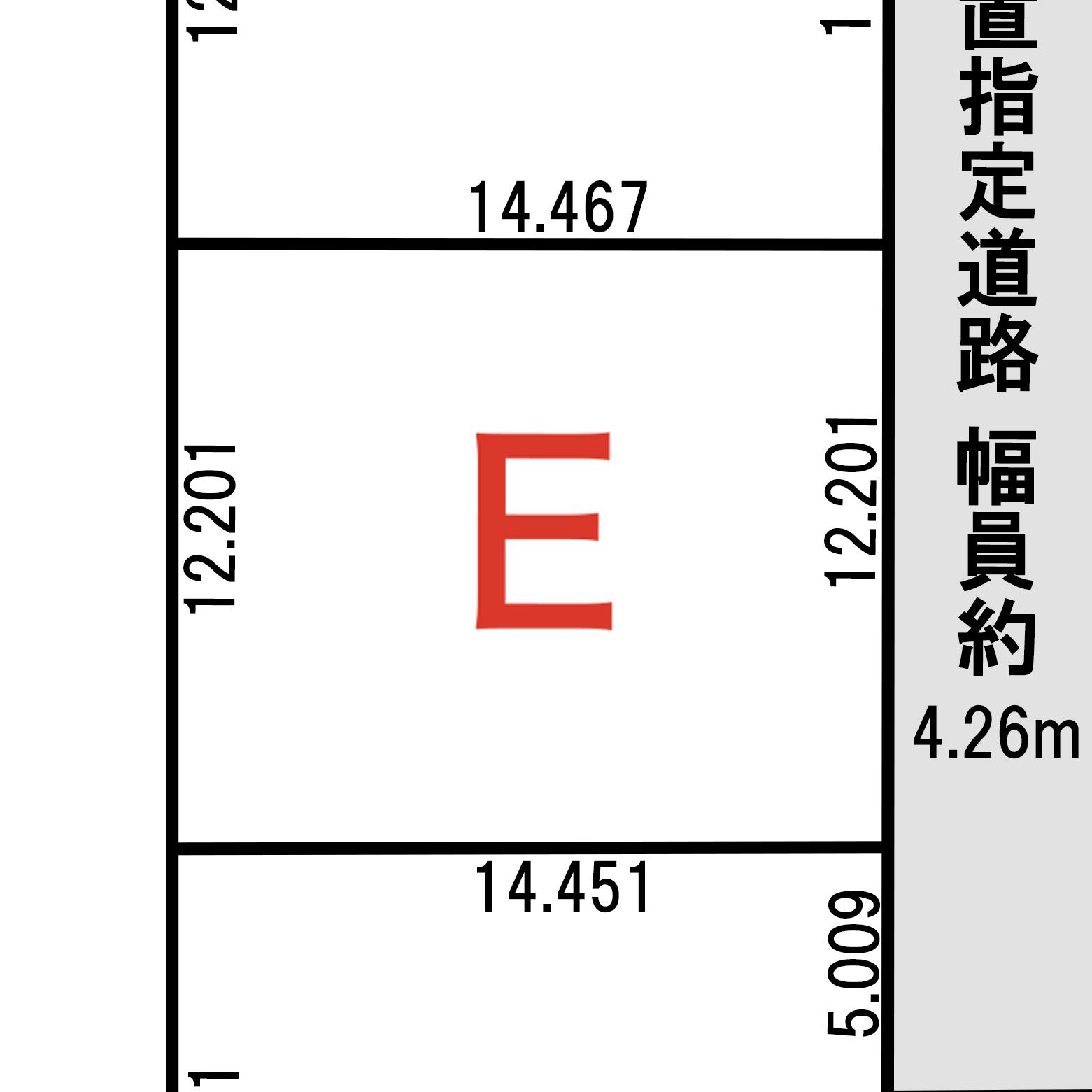 諏訪市中洲神宮寺樋口 E区画_サブ画像02