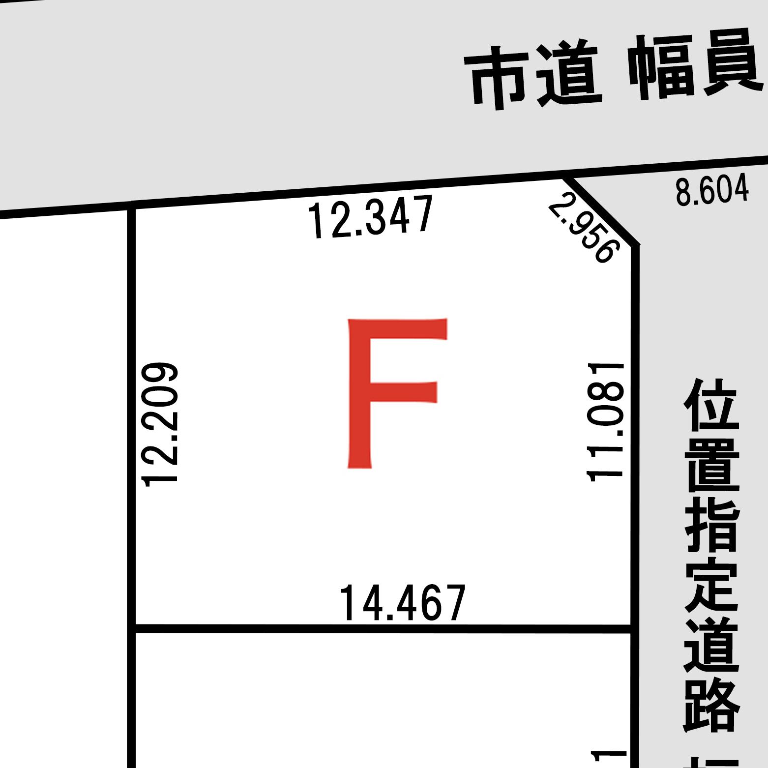 諏訪市中洲神宮寺樋口 F区画_サブ画像02