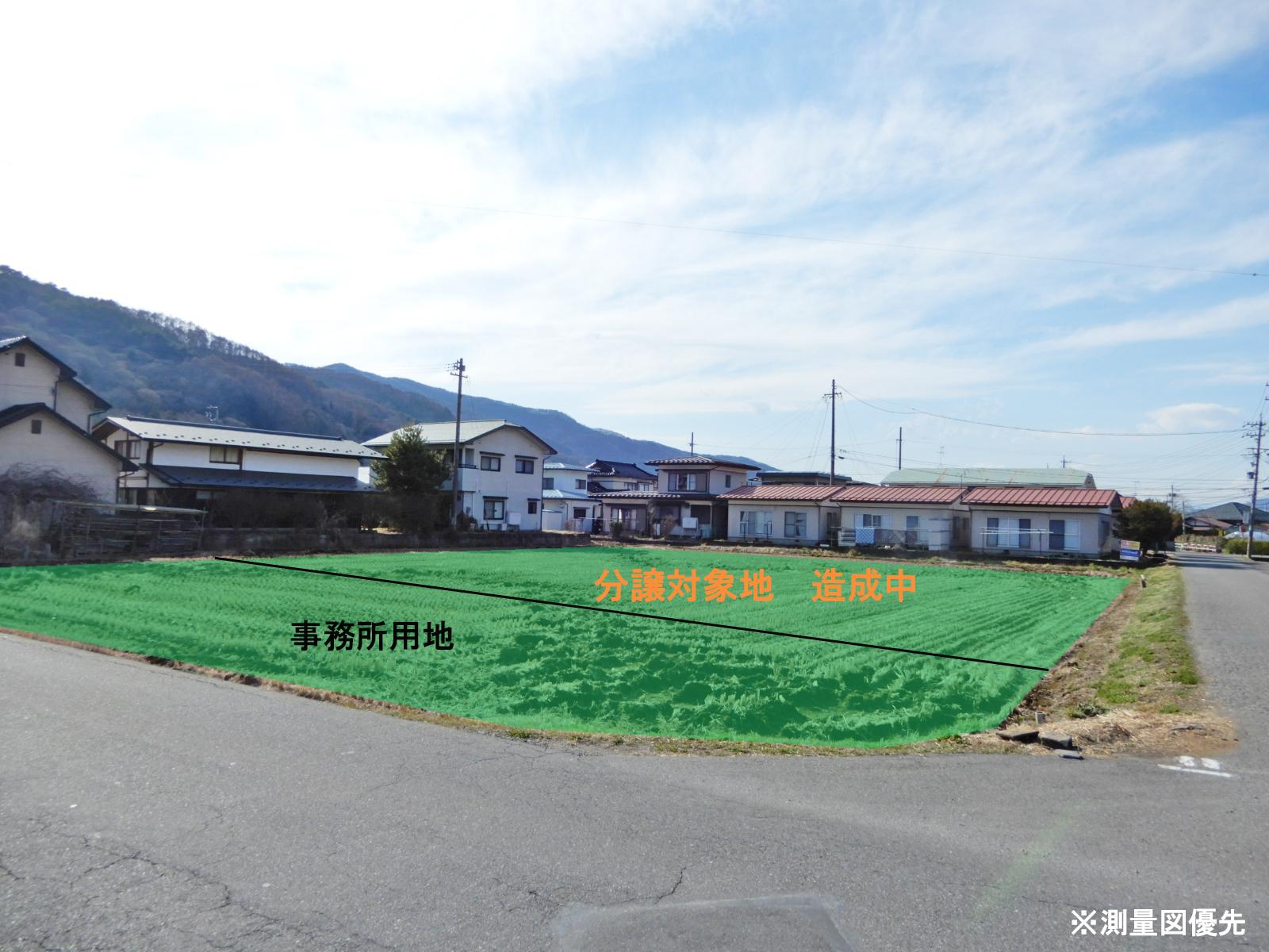 諏訪市中洲神宮寺樋口 C区画のアイキャッチ画像