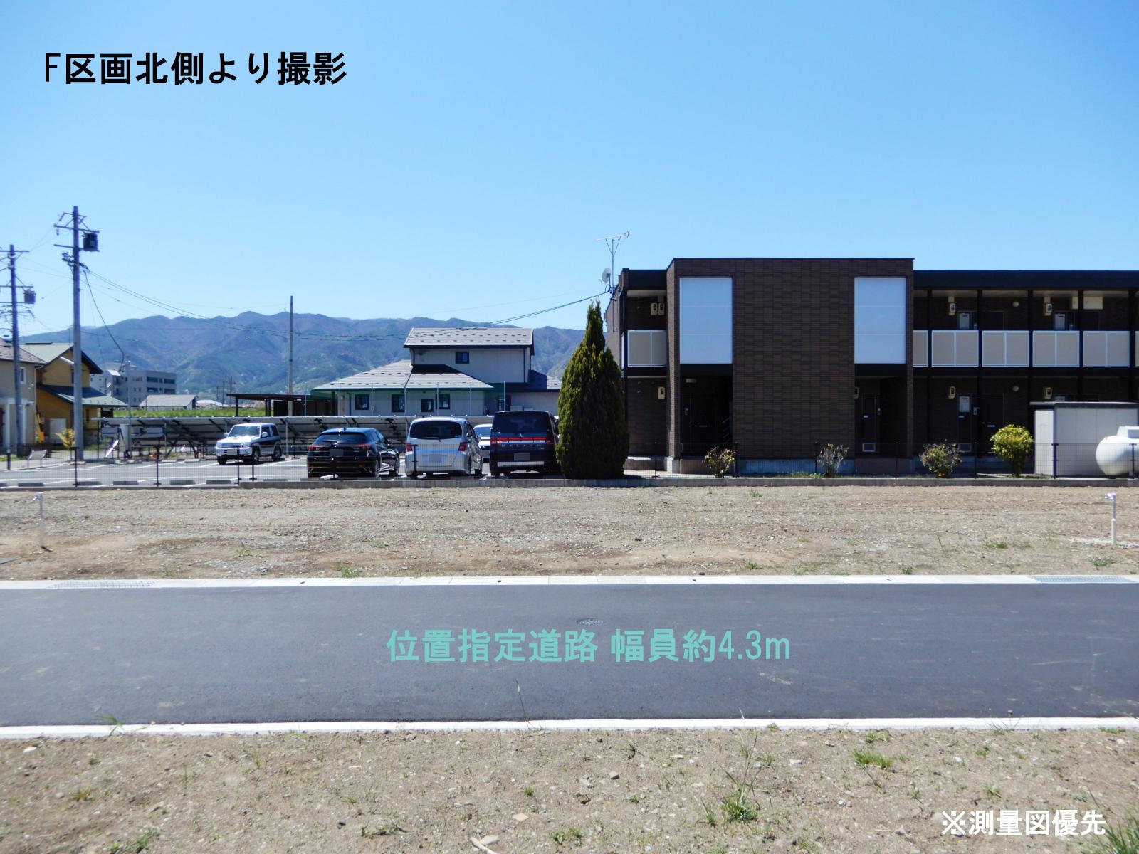 諏訪市上川二丁目 F区画_アイキャッチ画像
