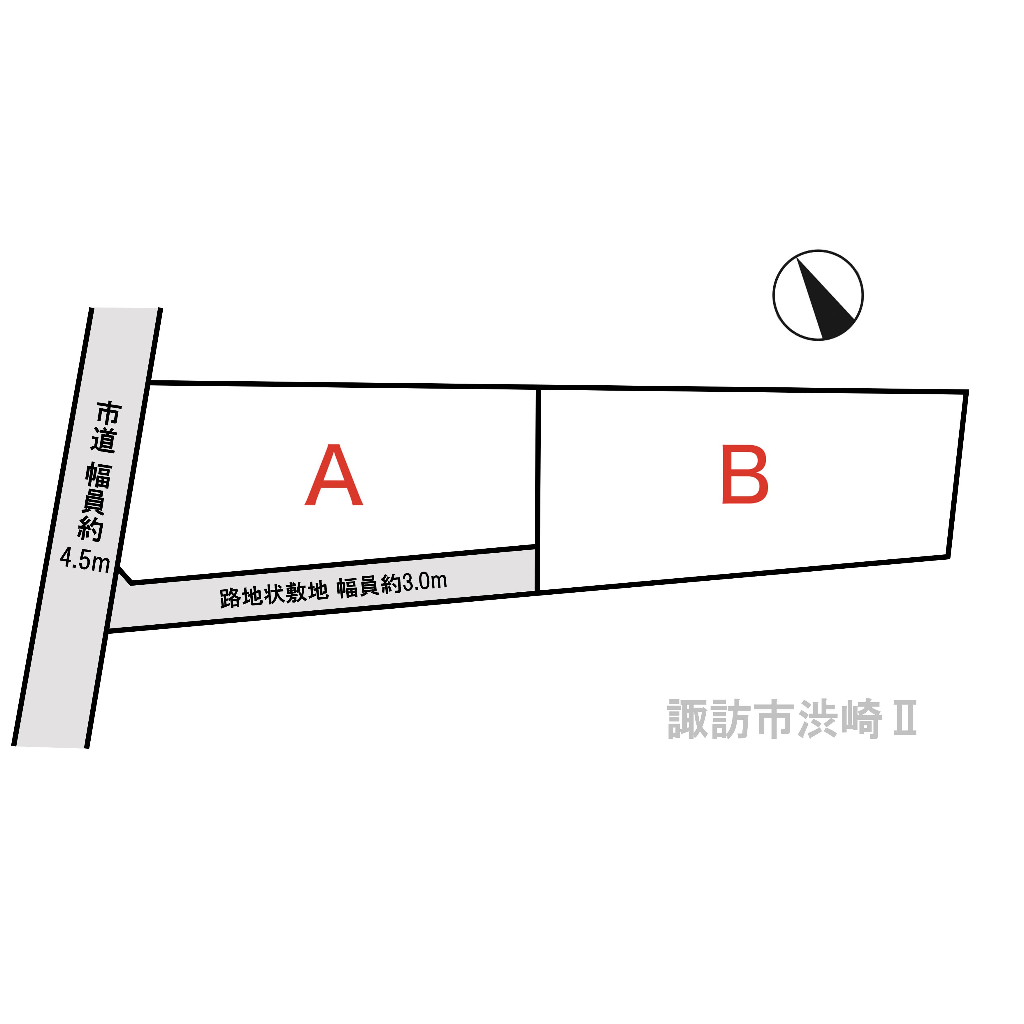 諏訪市 渋崎Ⅱ期のアイキャッチ画像