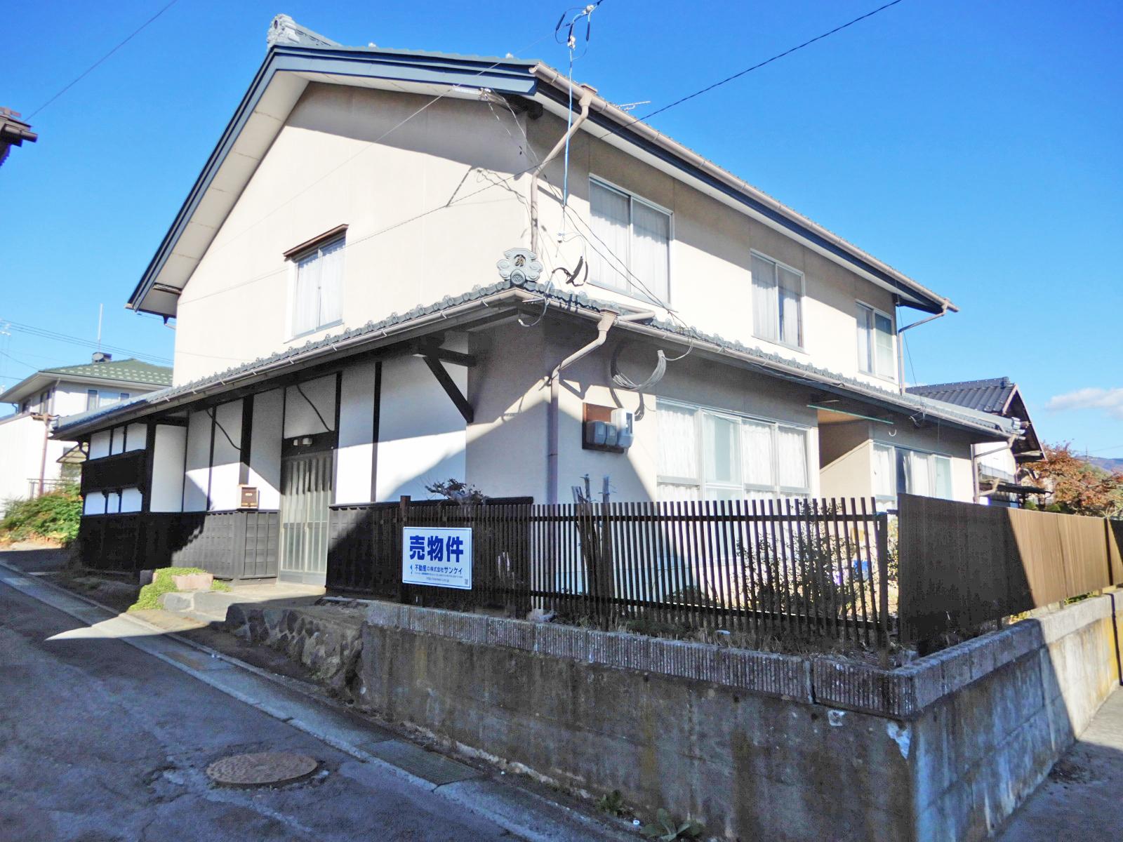 岡谷市今井 中古住宅_アイキャッチ画像