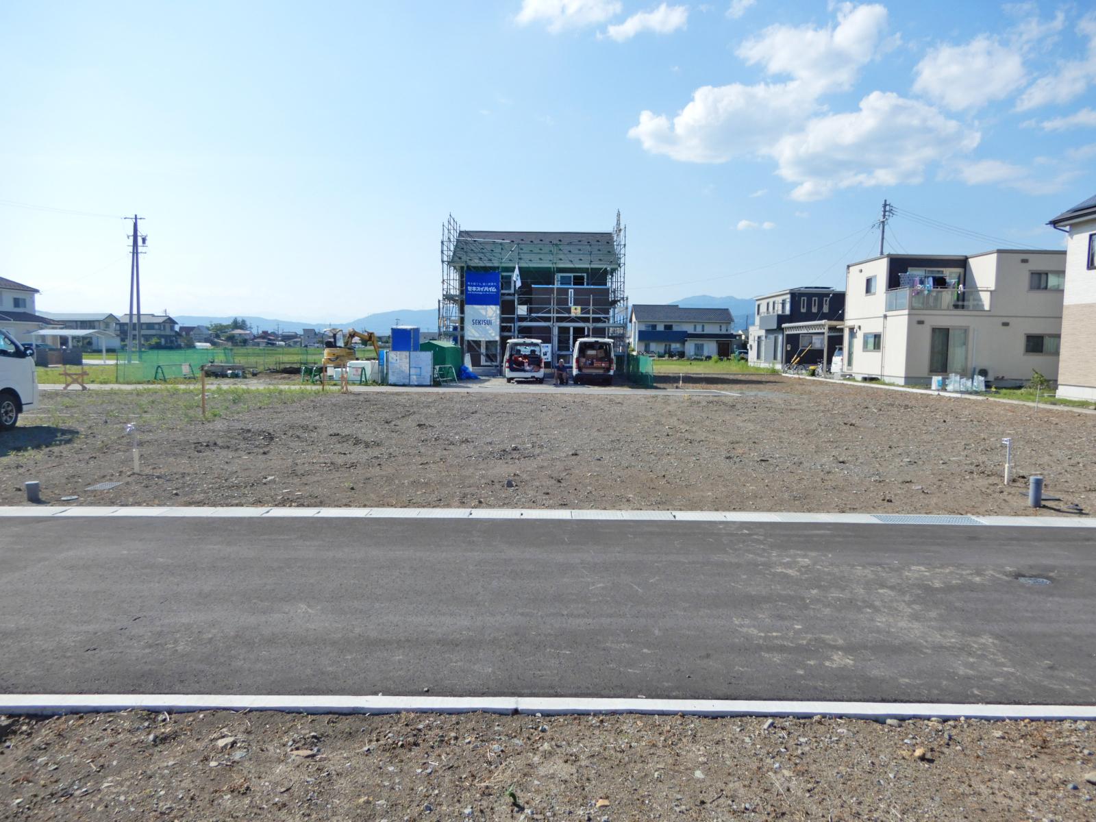諏訪市中洲中金子西町地区 G区画_サブ画像01
