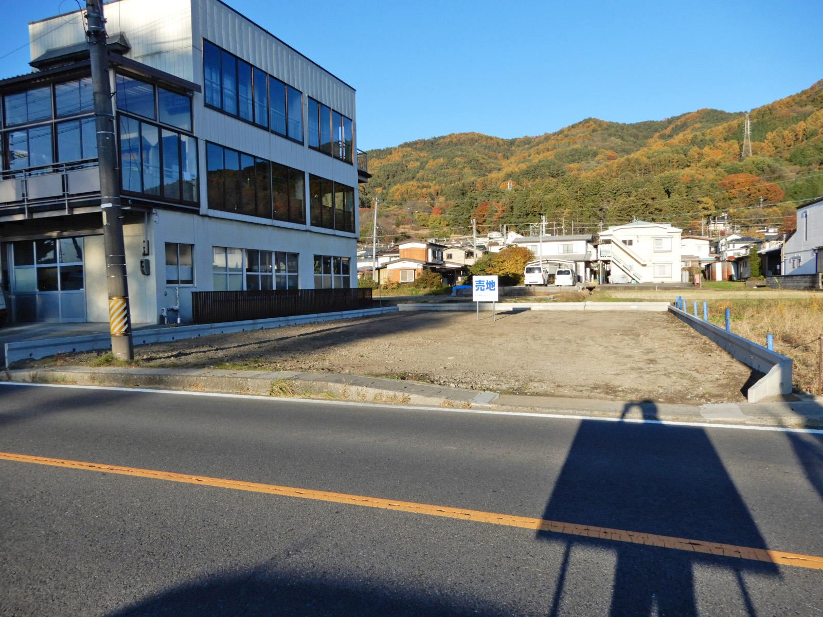 茅野市ちの上原国道沿いのアイキャッチ画像