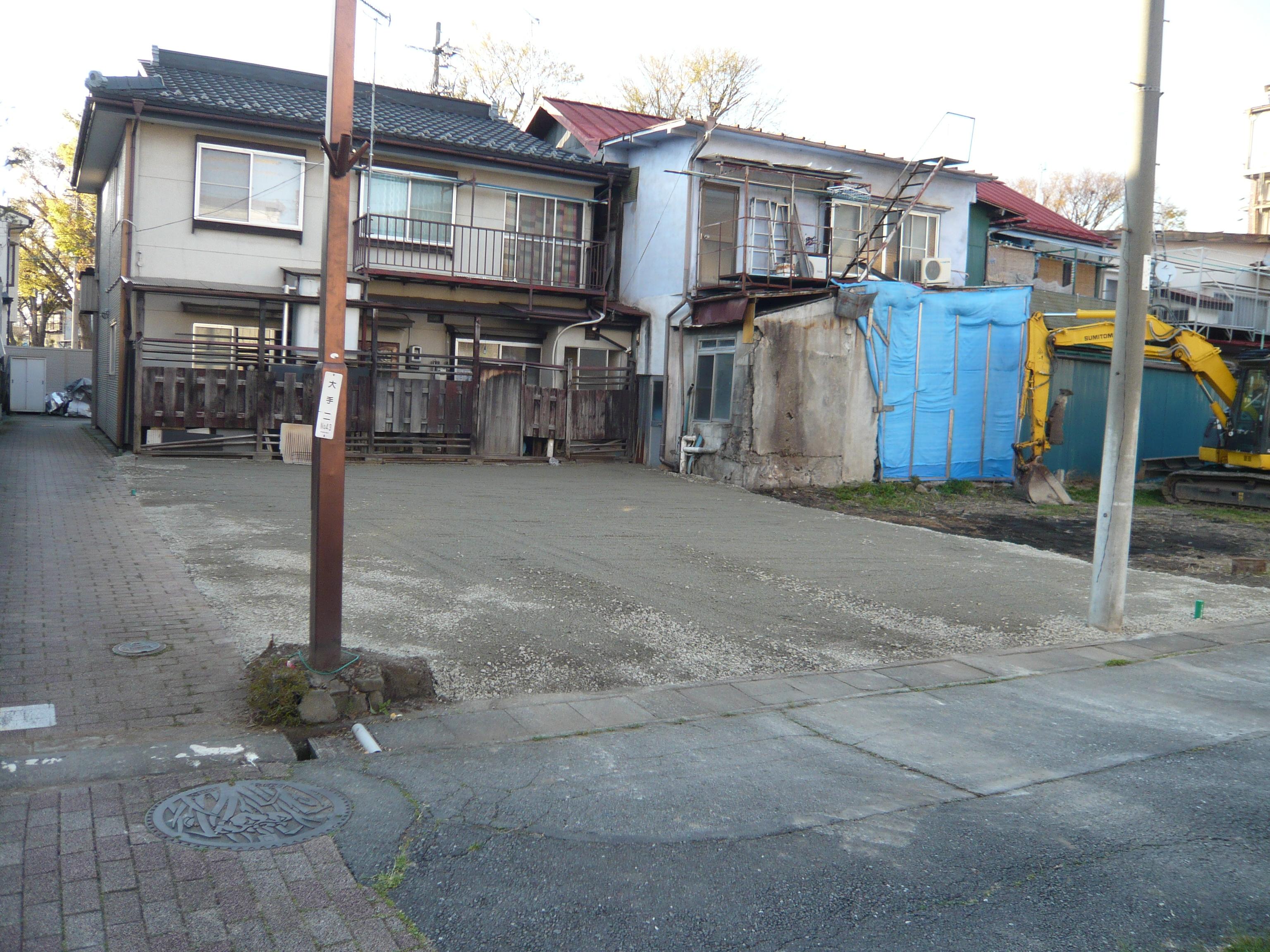 諏訪市大手町駐車場 No.4_サブ画像01