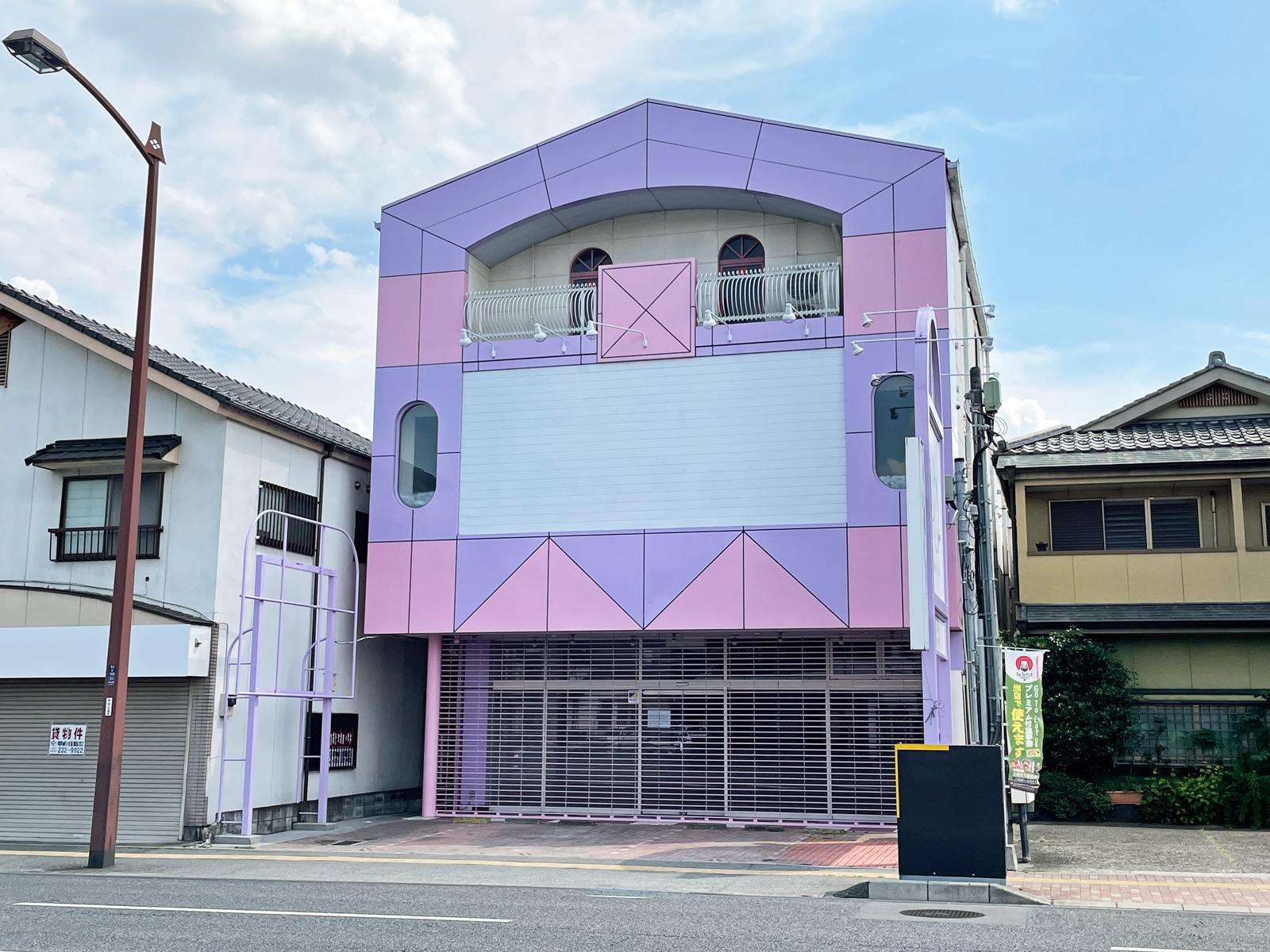 甲府市寿町 KM-5ビル 1階 貸事務所・貸店舗_アイキャッチ画像